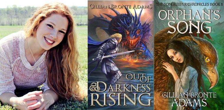 Gillian Bronte Adams books