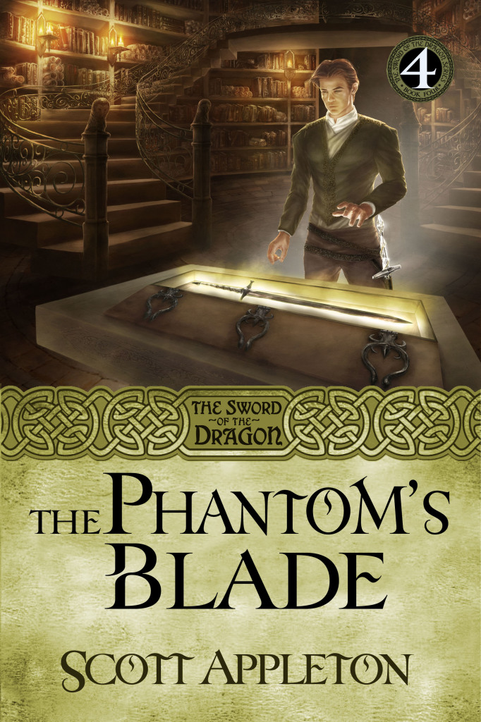 ThePhantom'sBlade cover