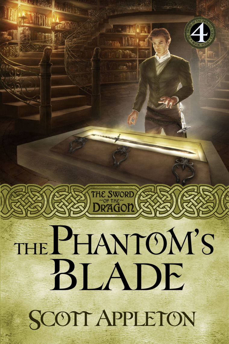 ThePhantom'sBlade cover
