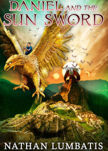 Daniel and the Sun Sword Cover