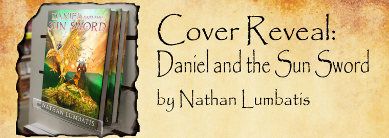 Daniel and the Sun Sword cover reveal