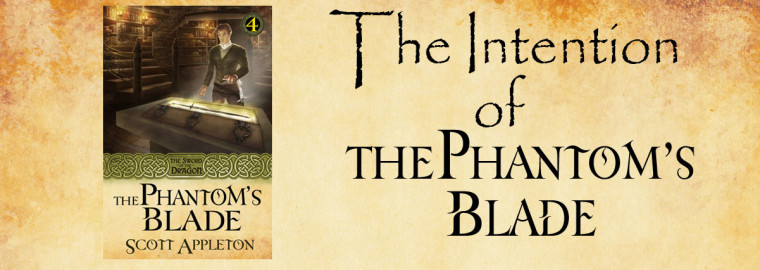 intention of the phantoms blade