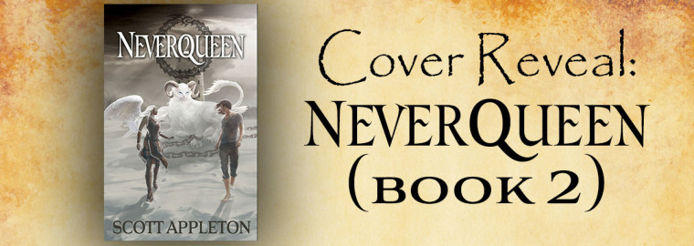 neverqueen cover reveal fantasy
