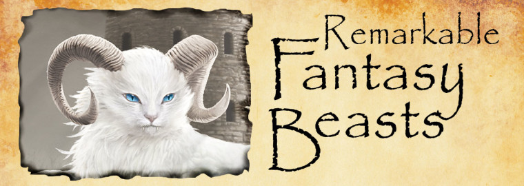 remarkable fantasy beasts