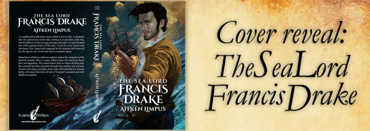 cover reveal the sea lord francis drake
